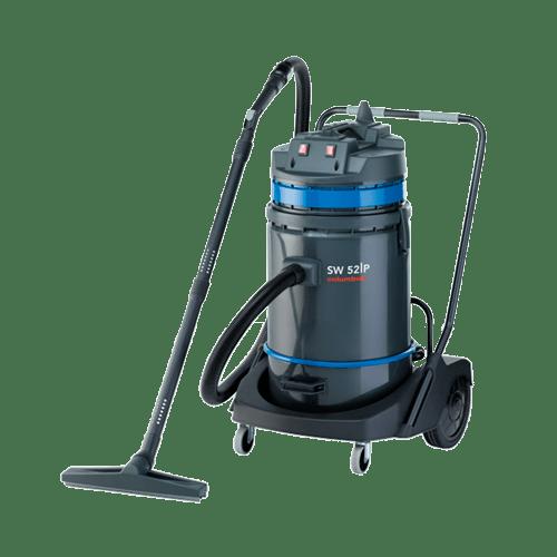 Aspiradora de agua y polvo