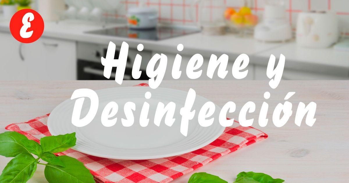 Higiene-Desinfeccion