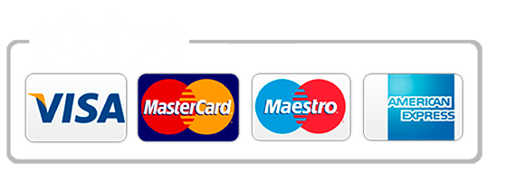 Visa, Mastercard, Stripe